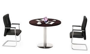 黑橡木洽談桌H80-0364