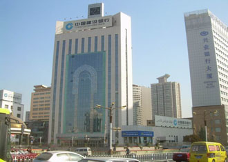 中國建設銀行新疆區分行辦公家具配套解