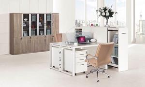 板式職員辦公桌H20-0253