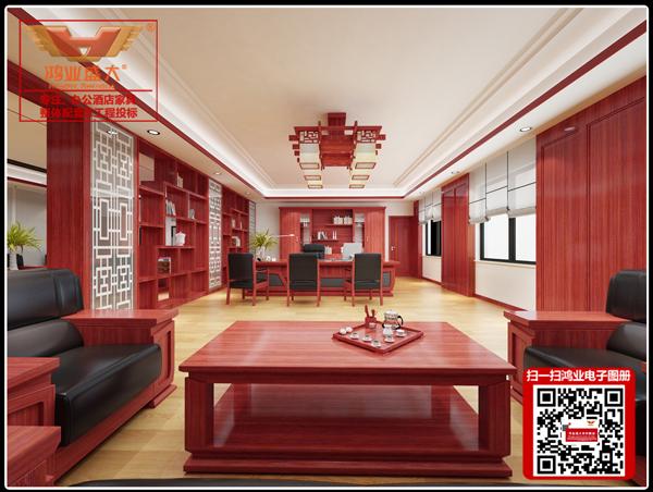 鴻業辦公家具3D配套 方案1-01.jpg