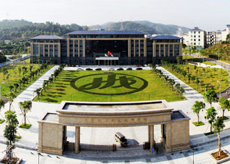 東莞理工學院城市學院辦公家具配套解決方案