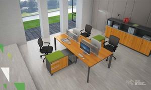 板式職員辦公桌H50-0210