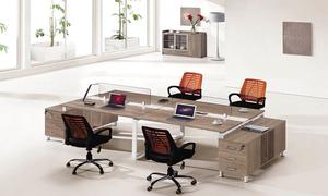 板式職員辦公桌H20-0255