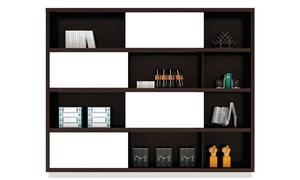 黑橡木文件櫃H80-0665