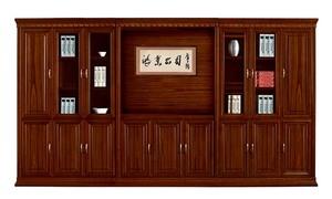 高檔胡桃木文件櫃 九門胡桃木文件櫃HY-C1509