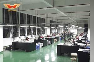 鴻業工廠展示