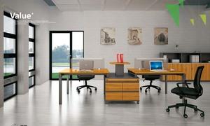 板式職員辦公桌H50-0209