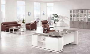 銀鬆木辦公桌H70-0176
